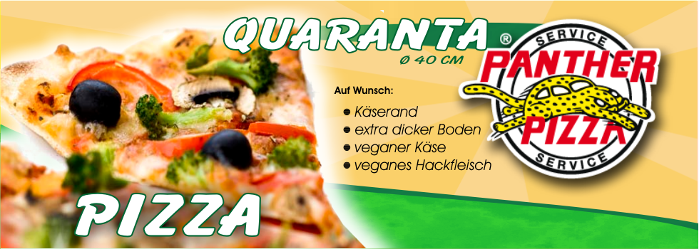 Pantherpizza Feuerbach